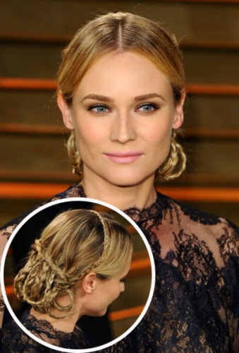celebrity hair get the look diane kruger s 15 braid hairstyle the